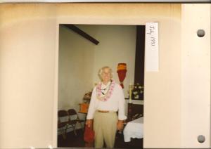 Jerry Adams 1991